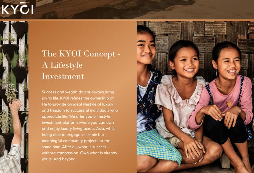 KYOI 集團在港首推泰國蘇梅島項目 投資入場額50萬美元