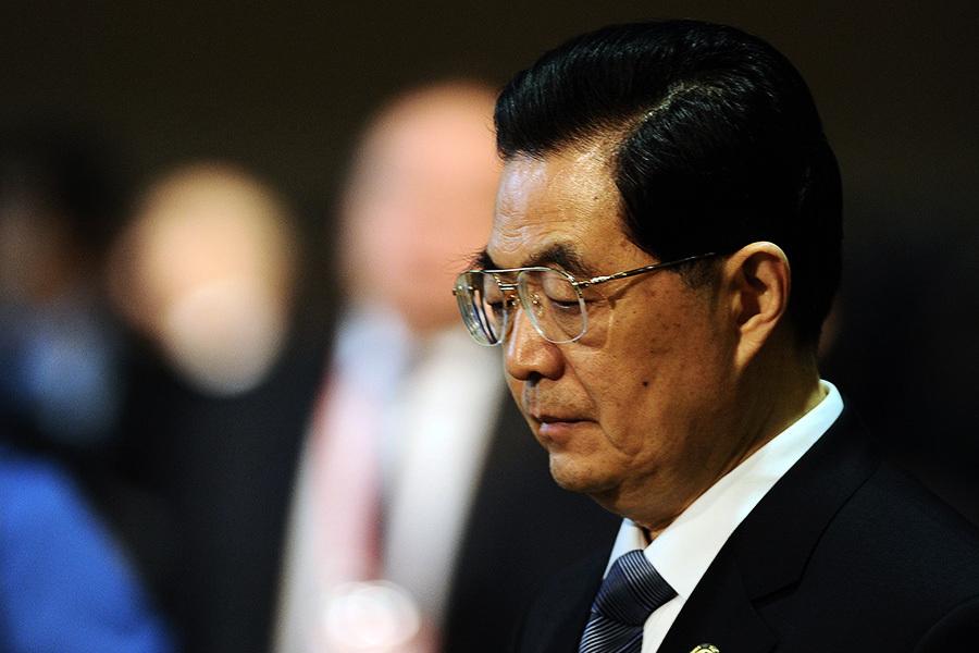 胡錦濤出《文選》 執政時重大事件內幕曝光