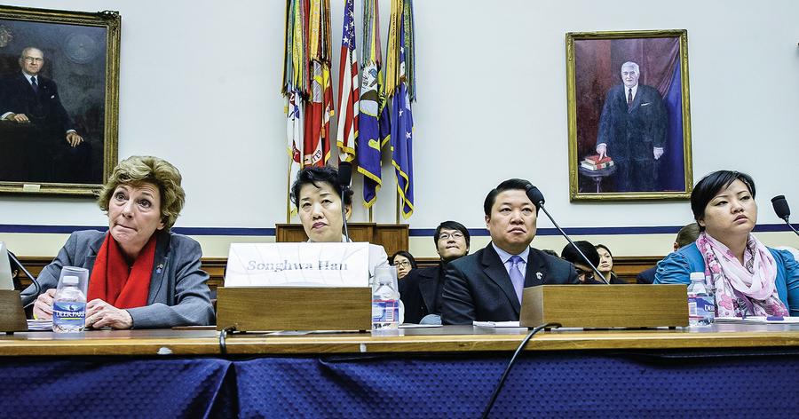 中共違反《國際法》強制遣返北韓難民