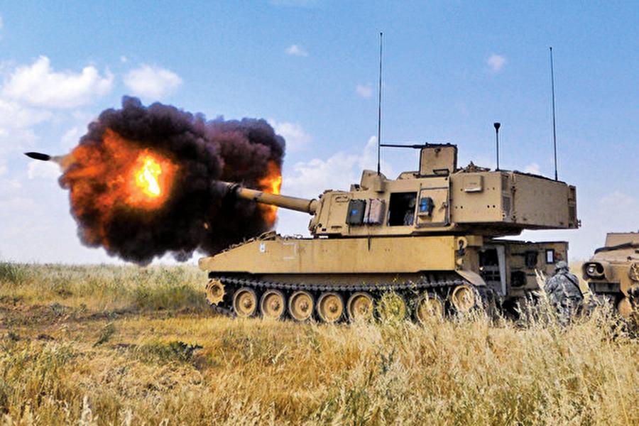 美首宗對台軍售 含40輛M109自走砲