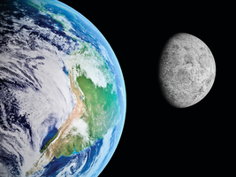 NASA:月球軌道晃動 美國沿海城市恐遭災