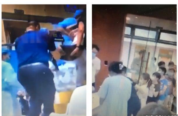 大陸五城市機場人員染疫 江蘇學生接種疫苗後暈倒