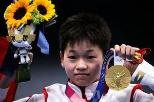 東奧8.5|中國14歲少女跳水奪金 可憐身世曝光