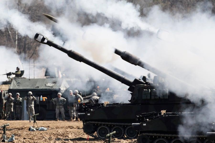 拜登首宗對台軍售7.5億美金 含40輛帕拉丁自走砲