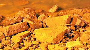 【圖片新聞】河南發現特大金礦 可挖掘80年