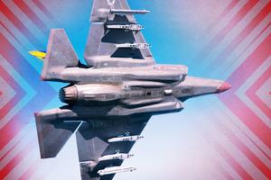 【時事軍事】F-35C首次全球海上部署