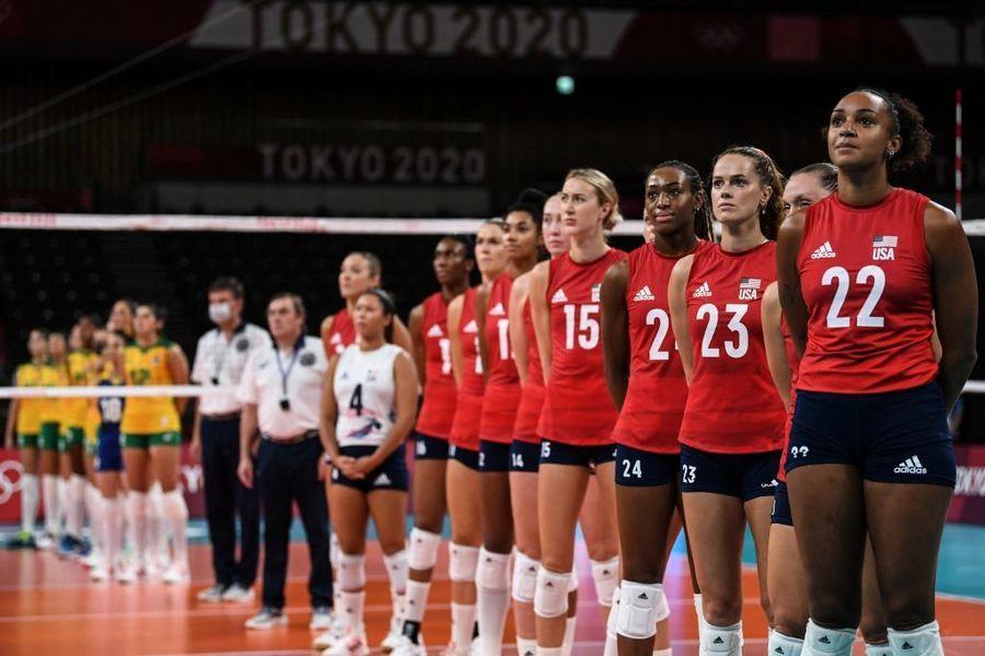 東奧8.8|女排決賽美國3:0挫巴西摘金  累計39面金牌超中國居榜首