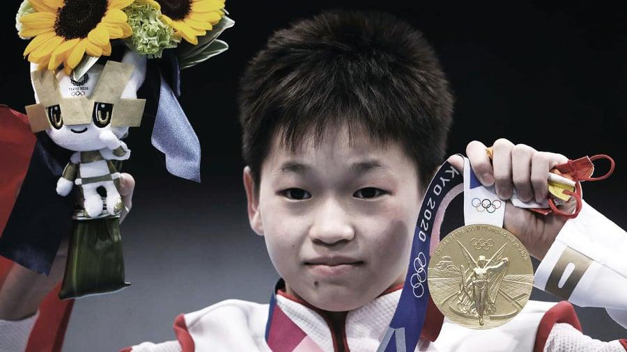 全紅嬋奪金牌為母治病 媒體揭中國農村醫療黑幕