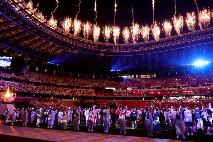 東奧2020 疫情籠罩下閉幕 美國113面獎牌數居榜首