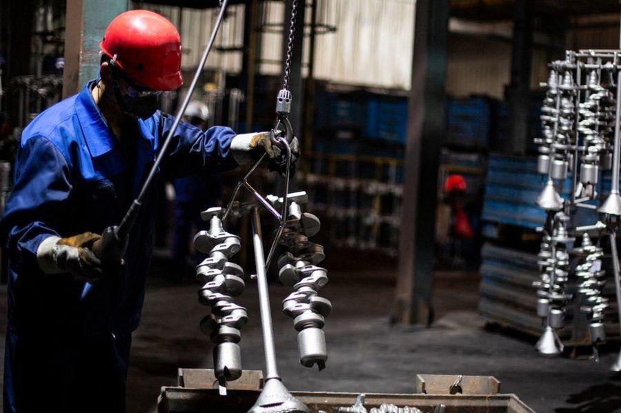 大陸7月出產價反彈至9.0% 原材料價格居高不下
