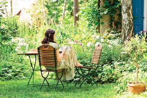 整體考量 設計出容易維護的花園