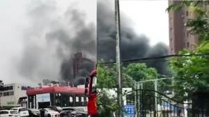 北戴河疑已開會 中國各地火災爆炸不斷引聯想