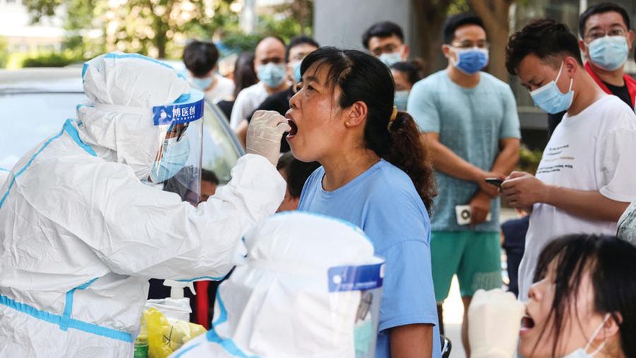 鄭州突叫停全市疫苗接種