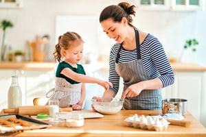 親子手作美食 共享溫馨好時光