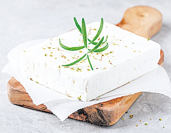 菲達芝士(Feta Cheese)適合做成芝士醬。