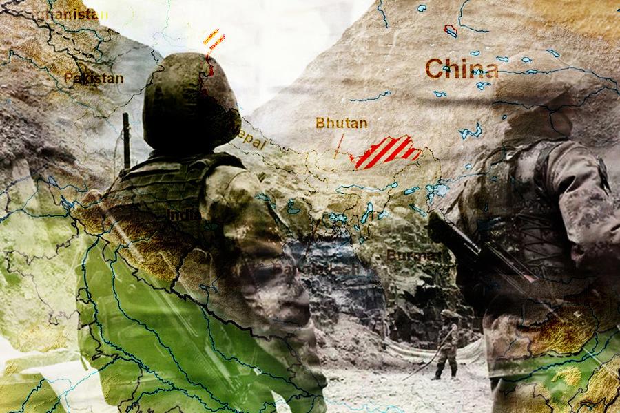 【軍事熱點】應對中共新戰略 印軍加強邊境部署