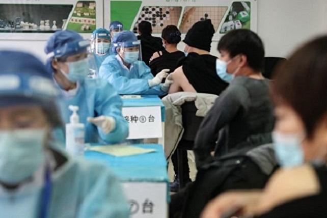 中國多省市陸續叫停疫苗接種引關注