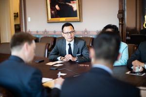 郭榮鏗獲頒英聯邦法律會議法治獎 首位獲獎港人