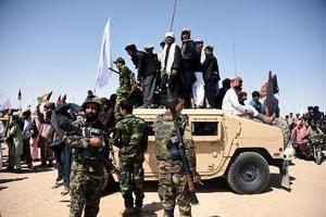塔利班攻下阿富汗九省會 拒絕美組建過渡政府提議