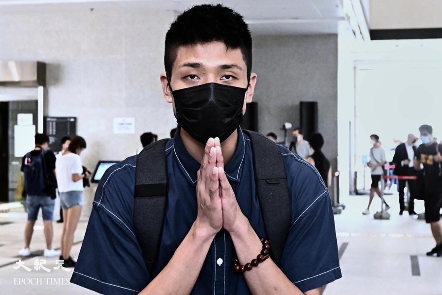 法官指鄒家成無直接要求制裁中港政府 相信其保釋期間不會違國安法