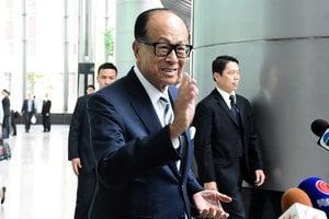 李嘉誠斥廿八億加元 購加國安省水暖空調公司