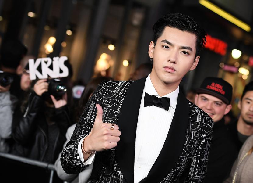 中國娛樂圈被重拳整治 吳亦凡後媒體又點名22位明星