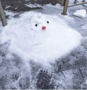 廣州飄雪歷史上屢有大事發生