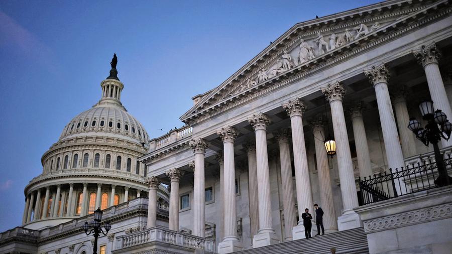 美國參議院通過3.5兆預算