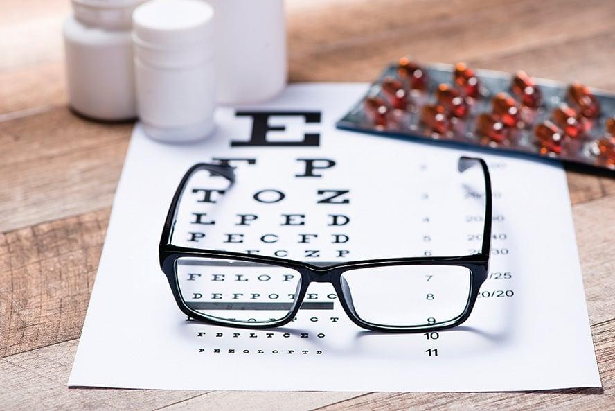 現今市售的護眼保健食品種類繁多,挑選的主要訣竅就是在購買前,看清楚成份與含量。