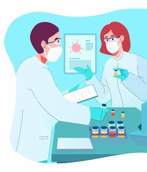 為何接種2劑疫苗 仍被感染Delta病毒?