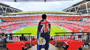 英港混血兒支持奧運港隊 以體育聯繫身份認同