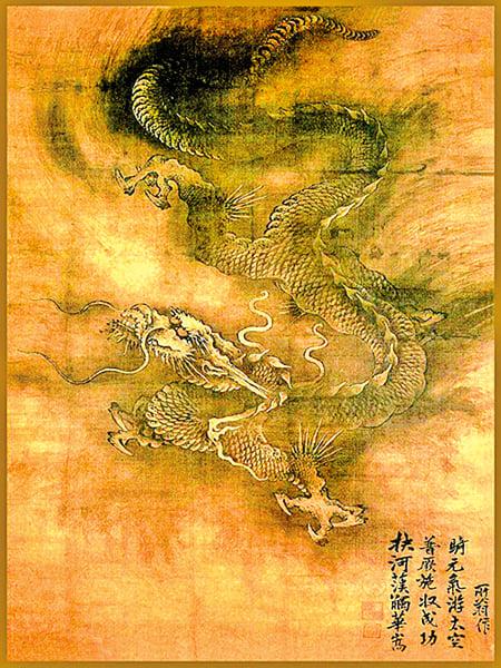 來自上天的警告—明正德年間頻出「龍」之異象