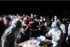 南京機場疫情擴散 官媒起底相關保潔公司