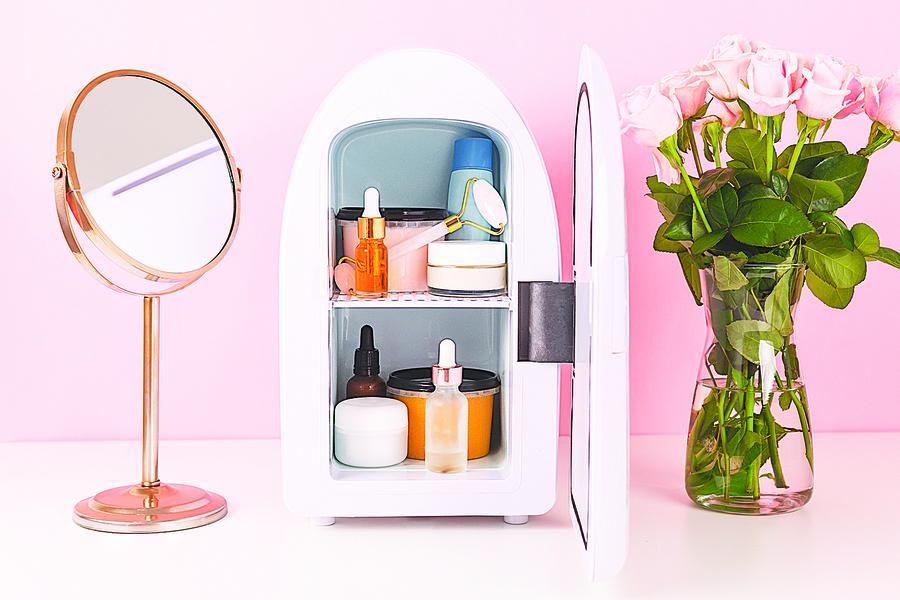 六種美容產品 雪櫃冷藏效果更好