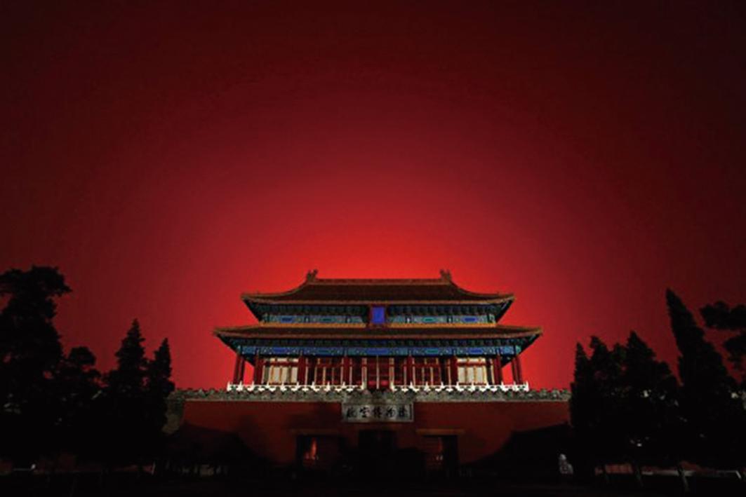 北京城風雲變幻,中南海內鬥激烈。(Quinn Rooney/Getty Images)