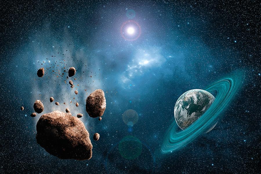 小行星帶內發現 兩顆異常成員含複雜有機物