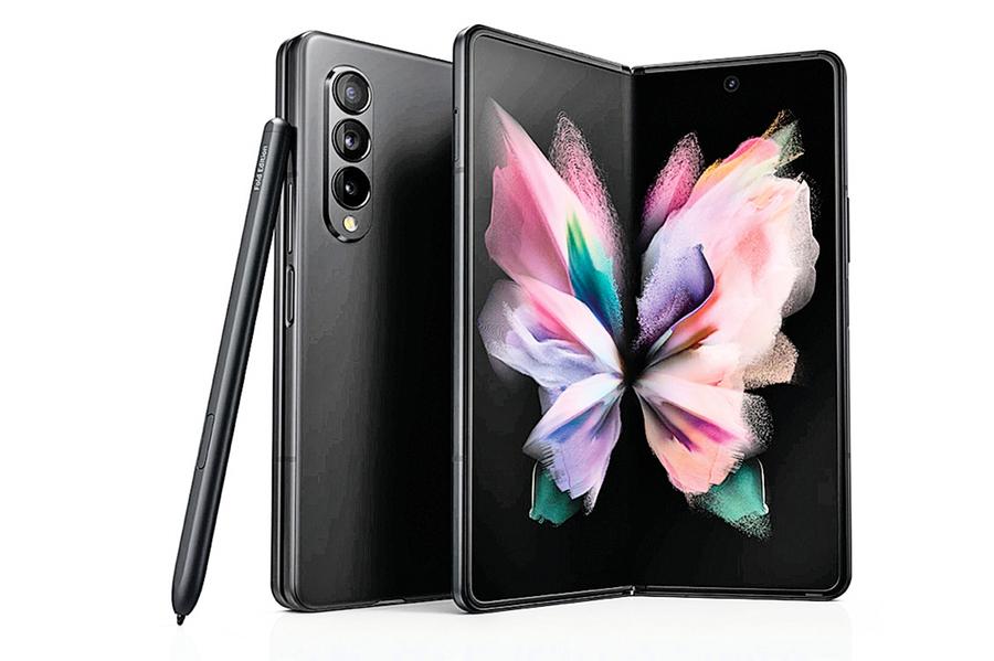 三星發表新摺疊手機和手錶耳機 Galaxy Z Fold3、Z Flip 3 可以防水