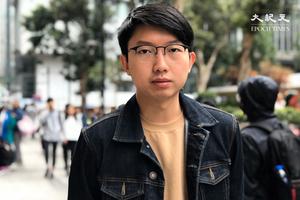 張崑陽宣布留美申請庇護 「香港於我而言永遠只有一個」