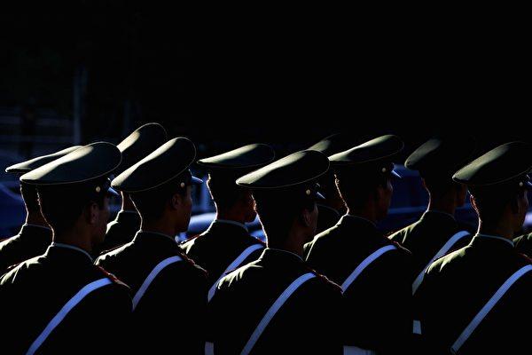 中共在「二十大」之前對政法系統的大整頓運動,繼續向中央和省級政法部門推進。(Feng Li/Getty Images)
