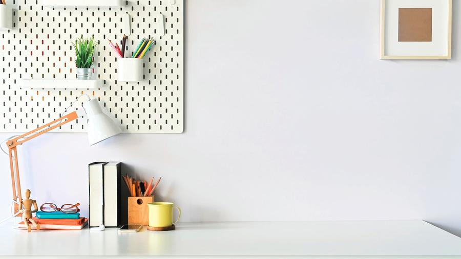 善用好辦法 改善家庭辦公儲物空間