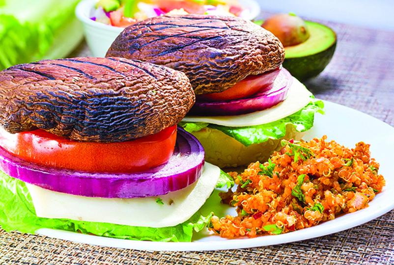 掌握三點自製漢堡 健康營養又美味
