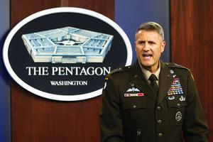 美軍保留在阿富汗空襲能力