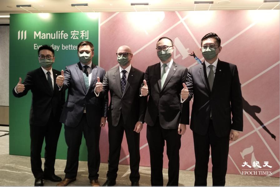 宏利香港:上半年核心盈利增16% 危疾產品銷售額增35%