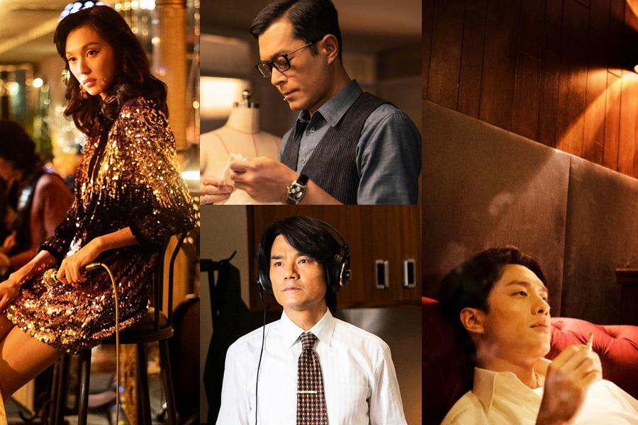 《梅艷芳》11月正式上演 劉俊謙飾張國榮 影帝古天樂林家棟參演