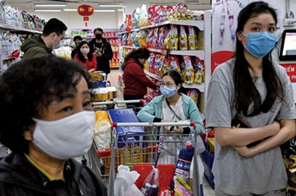 越南躍居全球第三大公仔麵市場