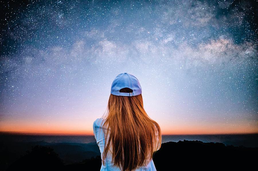 外星文明之間 通過星光進行量子對話?