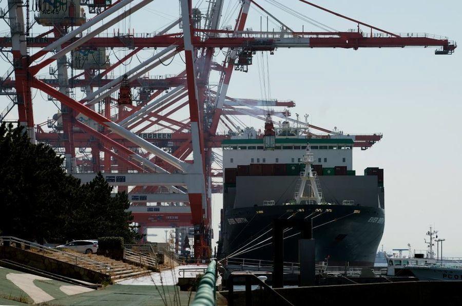 日本7月出口年飆37% 順差逾四千億日圓