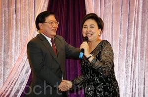 劉慧卿告別議會 傳媒界朋友笑談往事