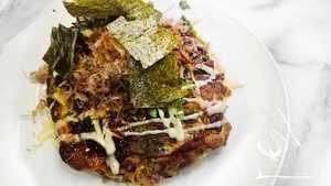 【美食「達」人】大阪燒製作不求人 日式冷麵雜菌豆腐有營養
