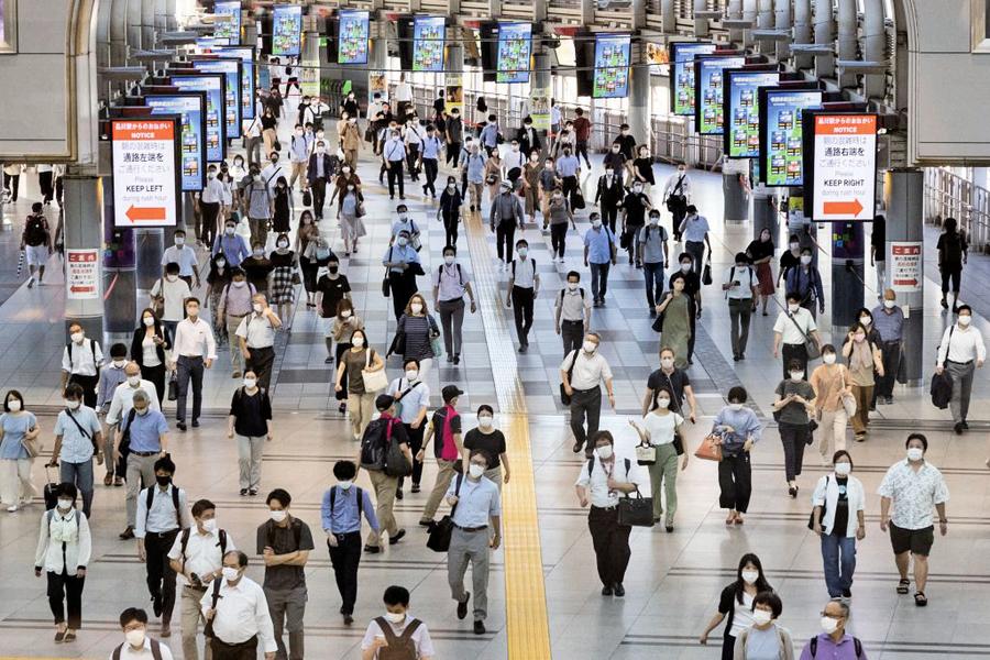 日本新增確診近24,000宗 九成為Delta變異株